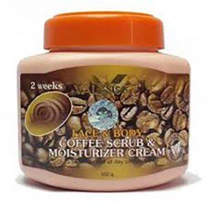 اسکراب قهوه ولنسی