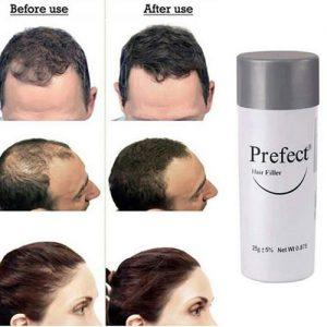 پرپشت کننده موی پرفکت قهوه ای روشن