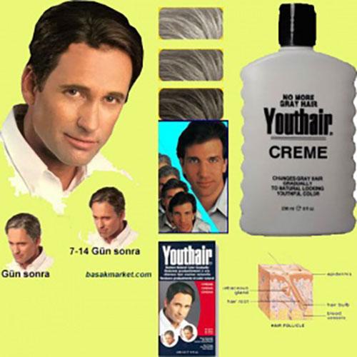 کرم رفع سفیدی مو یوت هیر