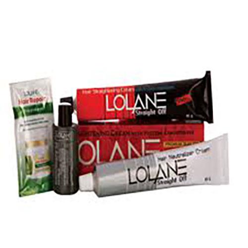 کرم صاف کننده مو لولان