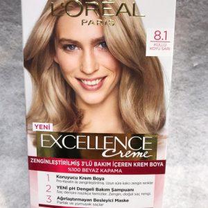 رنگ مو اورآل بلوند روشن